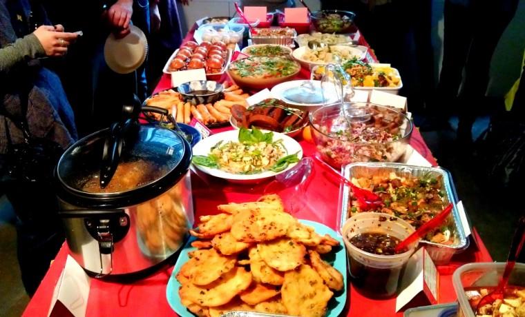Agape Feasts