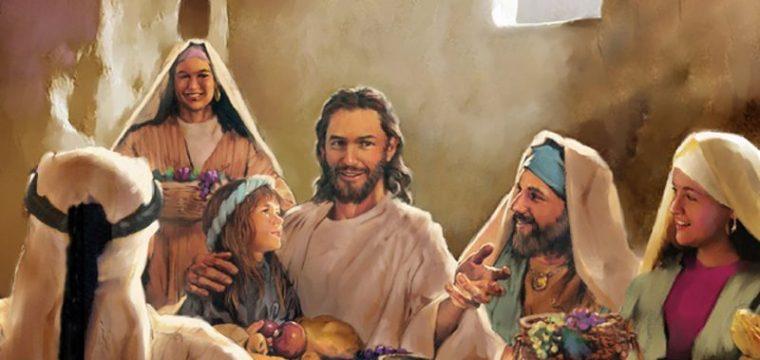 Break Bread Like Jesus