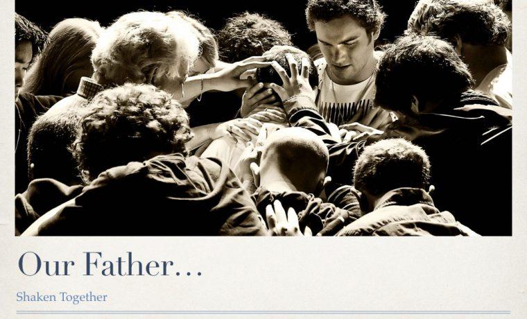 Praying Together – Prayer Part 2
