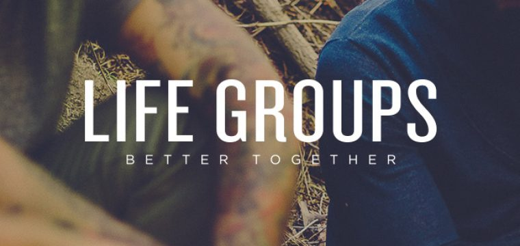 Lifegroups Begin