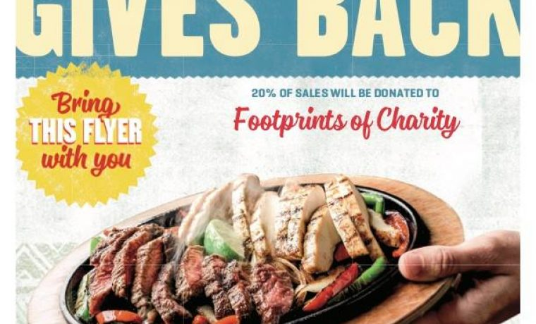 On The Border Gives Back to Footprints