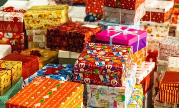 TOY DRIVE a huge success! (126% of goal)