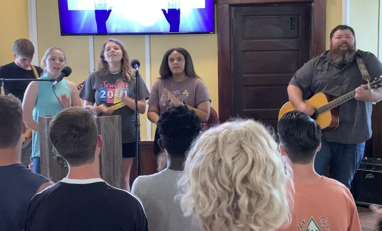 The Village Baptist Church Youth Mission Trip to Savoy